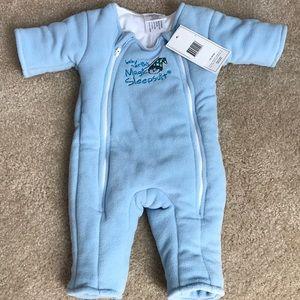 baby merlin Pajamas - NWT Baby Merlin's Magic Sleepsuit 💫🌟✨